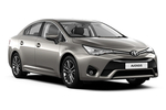 Toyota Avensise rent