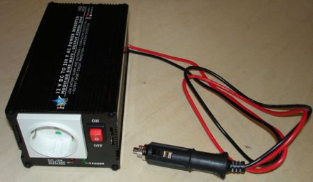 Autorent inverter