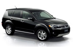 Mitsubishi Outlander rent